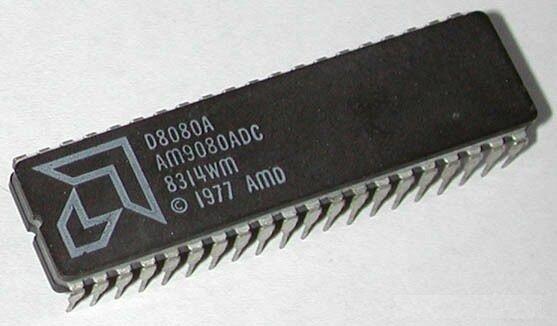 AMD y su inicio en los procesadores
