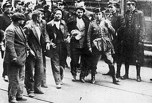 La Revolución de Asturias.