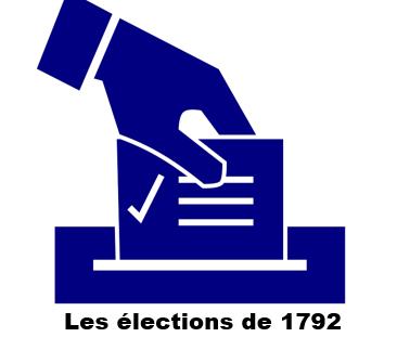 Les premières élections législatives de 1792