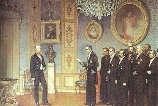 Napoleón III consideró que Maximiliano era el candidato idóneo para ocupar el trono de México