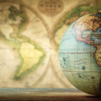 La geografía y sus diversos enfoques timeline