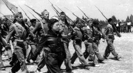 Eje Cronológico (1936-1939) Voluntario timeline