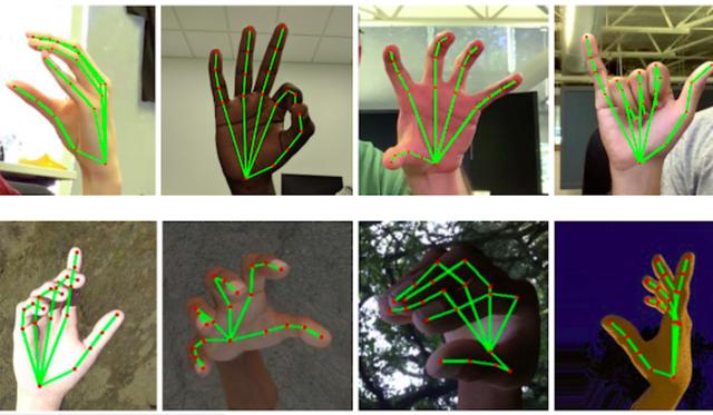 Algoritmo que 'lee' el movimiento abre espacio a los smartphones puedan traducir el lenguaje de signos