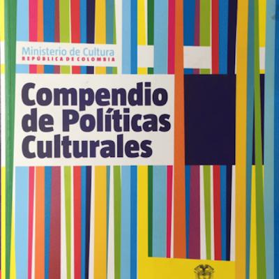 Políticas culturales en Colombia timeline