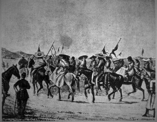 Retirada de las tropas francesas de México