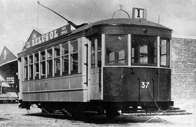 La desaparición del tramway