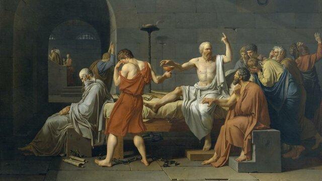 Sócrates es sentenciado de corromper la juventud