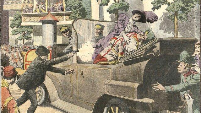 Franz Ferdinand's assassination