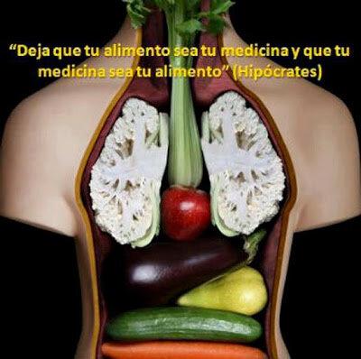 Hipócrates reconoce la importancia de la alimentación