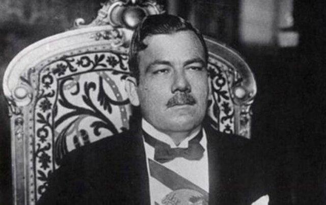 Plutarco Elías Calles es presidente