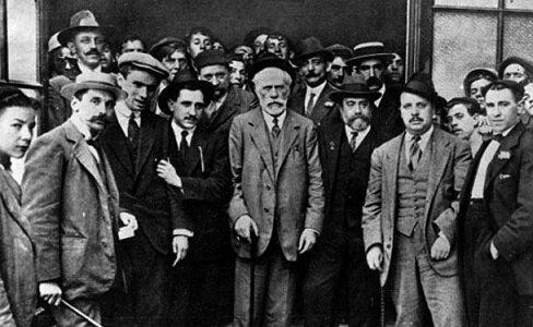 Formación de la conjunción Republicano-Socialista
