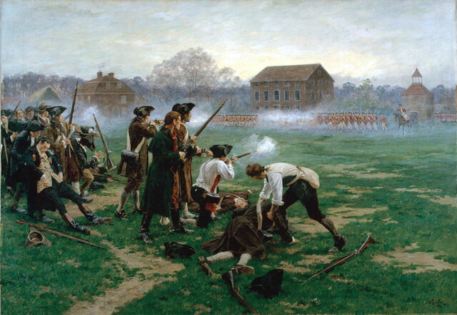 Battle of Lexington & Concord