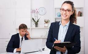 Me graduaré como administradora de empresas