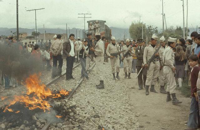 Paro Cívico Nacional de 1977.