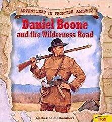Daniel Boone y el Wilderness road