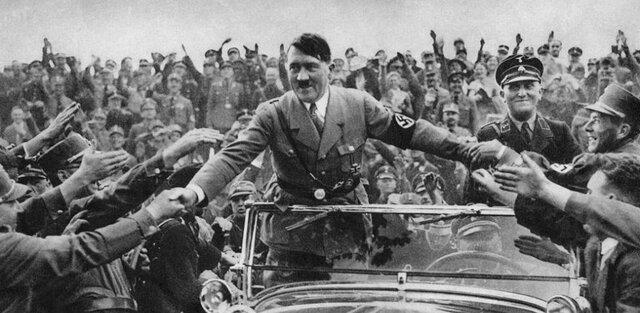 Hitler es nombrado canciller alemán 卍