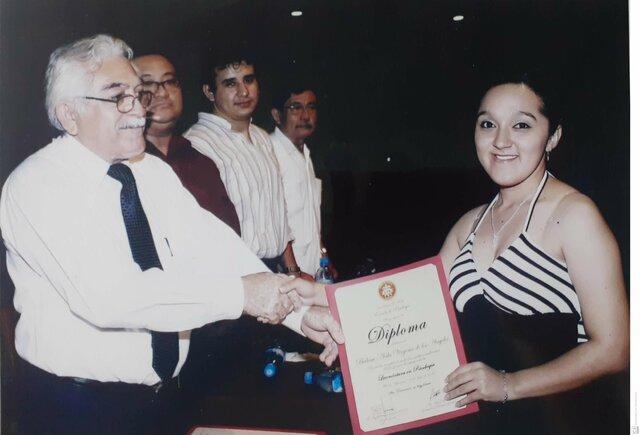 Ceremonia Académica Licenciatura