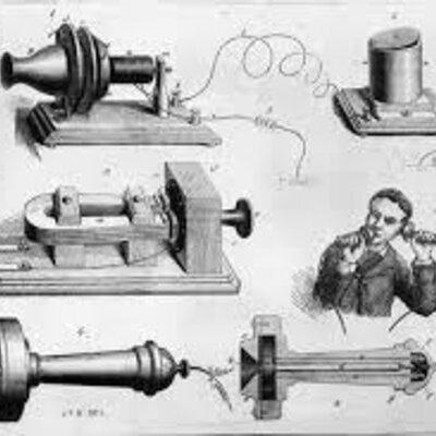 Inventos de comunicación y telecomunicación timeline