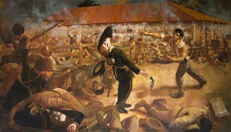 Batalla de San Jacinto- fin de la independencia