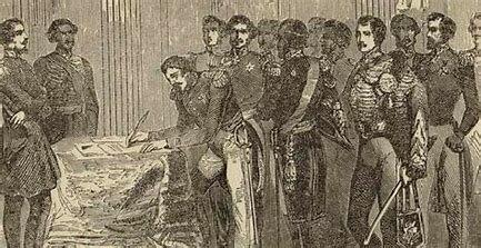 Tratado Gudalupe- Hidalgo-  fin de la guerra M-E