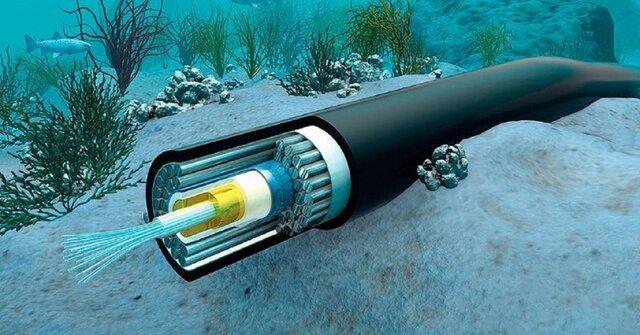 Los cables submarinos
