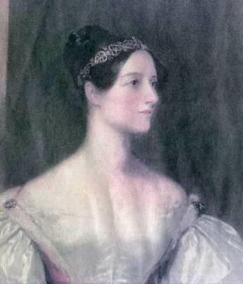 Augusta Ada King, Condesa de Lovelace (1815-1852)