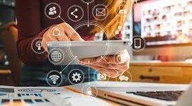 Marketing Digital y Social Media Management timeline