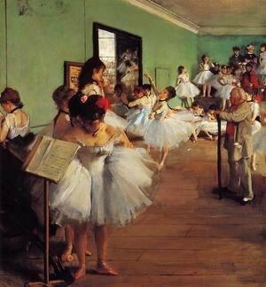 The Dance Class II