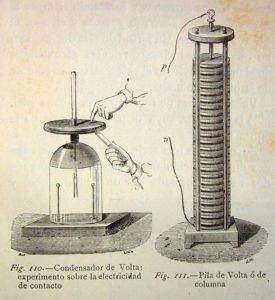 Alessandro Volta de Padua