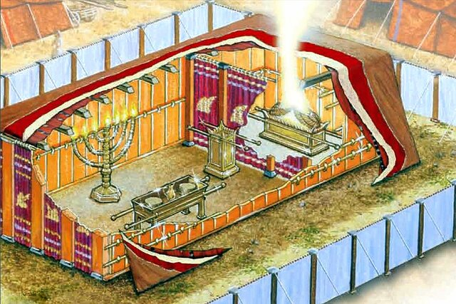 Tabernacle construstion