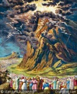 The Sinai Covenant