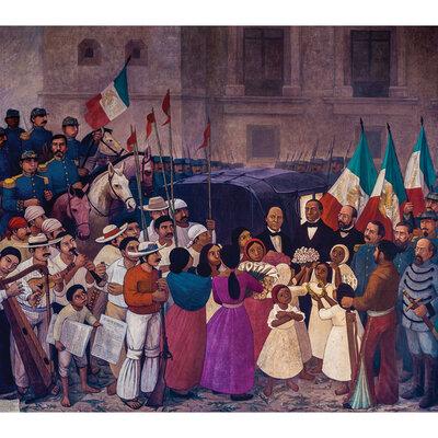 Revoluciones de 1830 y 1848 timeline