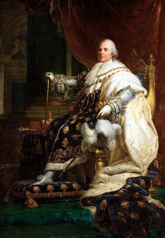 The Restoration of France