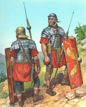 The Later Roman Army