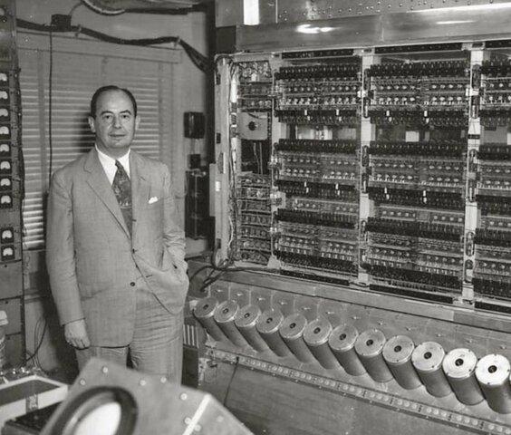 Ensayo de Jhon Von Neumann