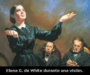 Segunda visión de Elena White