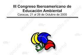 Tercer Congreso Iberoamericano de Educación Ambiental