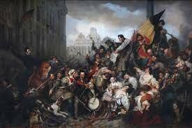Revolutions in Belgium and Poland