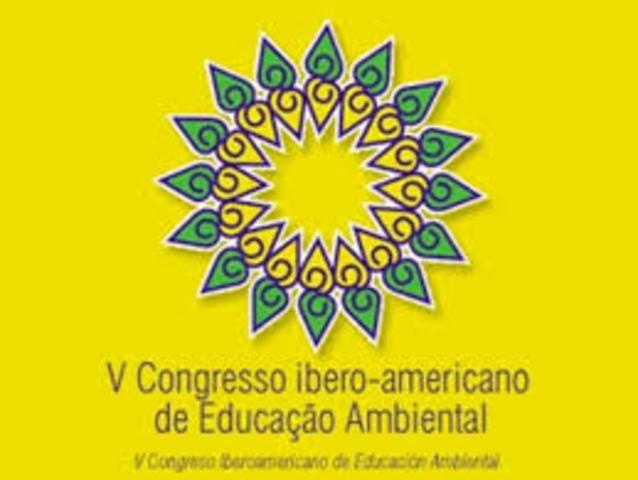Quinto Congreso Iberoamericano de Educación Ambiental