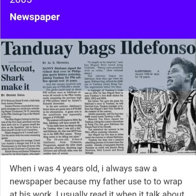 newpaper timeline