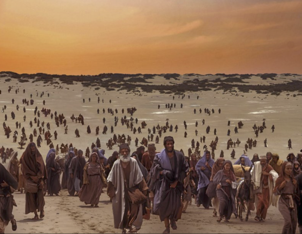 The Exodus from Egypt