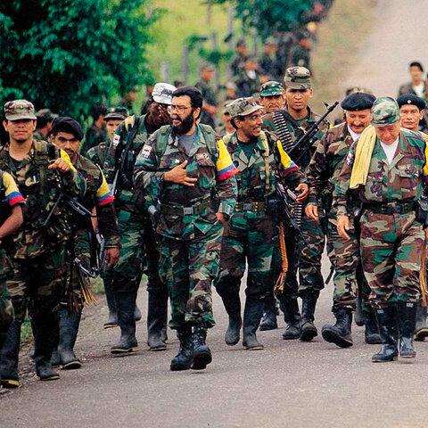 Surge las FARC