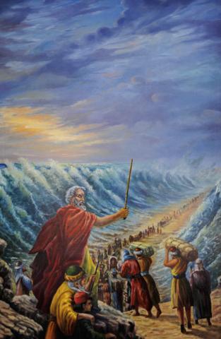 Moses in Exodus
