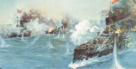 A naval blockade of Cuba