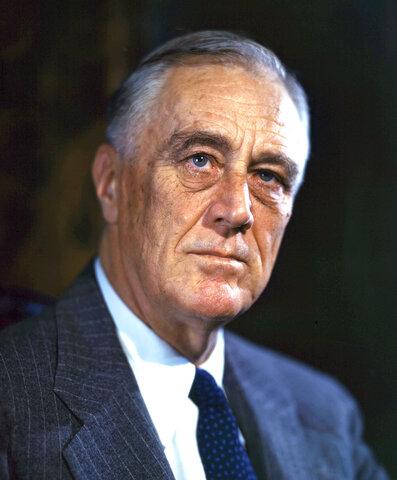 Comienza la era Roosevelt en los EE.UU..
