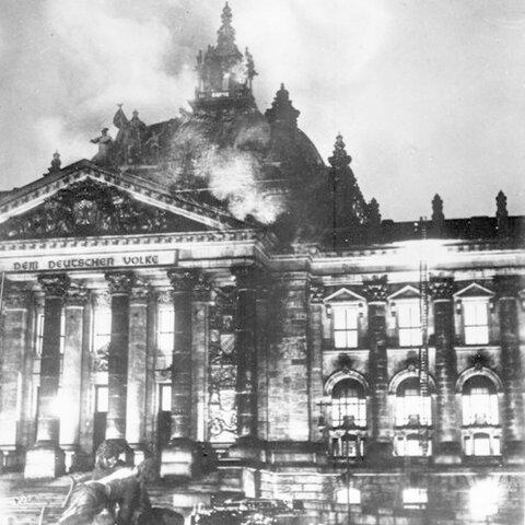 Incendio del Reichstag Alemán