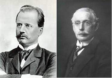 Gustaf de Laval y Charles Algernon Parsons