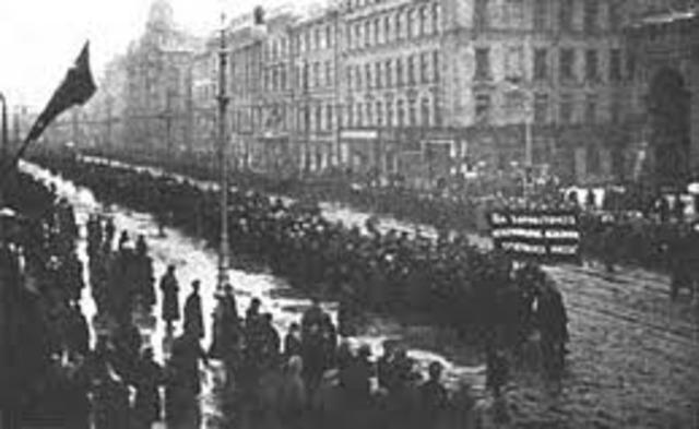Domingo sangriento en Rusia