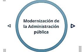 La época contemporánea de la Administración Pública