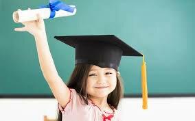 Me gradué del kinder